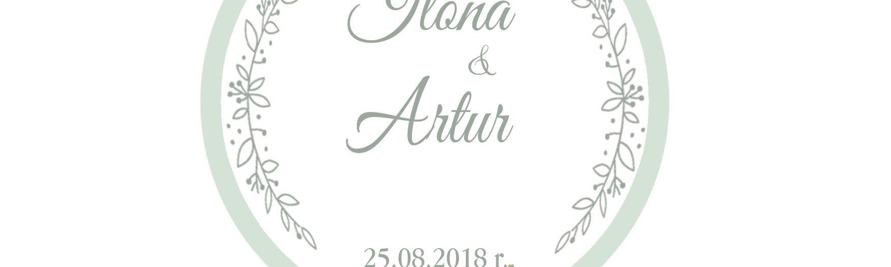 Ilona&Artur Ślub