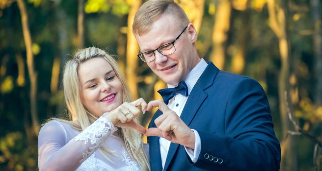 ślub Pauliny i Patryka wrzesień 2018