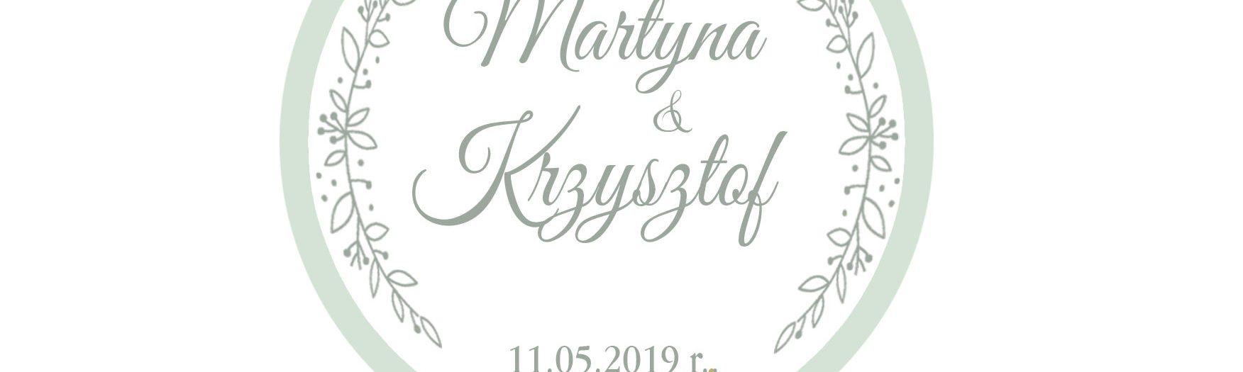 Martyna&Krzysztof 2019 czerwiec